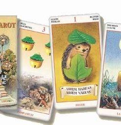 Tarotul spiridusilor - 78 carti