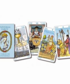 Tarotul Universal - 78 carti - format mic